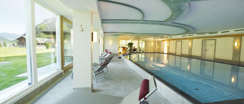 Hotel Das Pfandler, Pertisau, Lake Achensee, Austria - Indoor pool.jpg